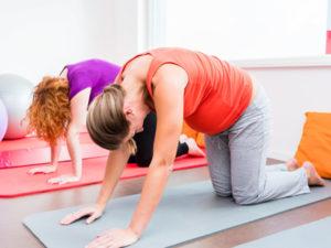 Yoga-Buch und DVD